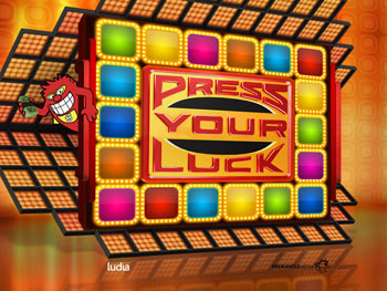 Press Your Luck 2010 Edition screen shot
