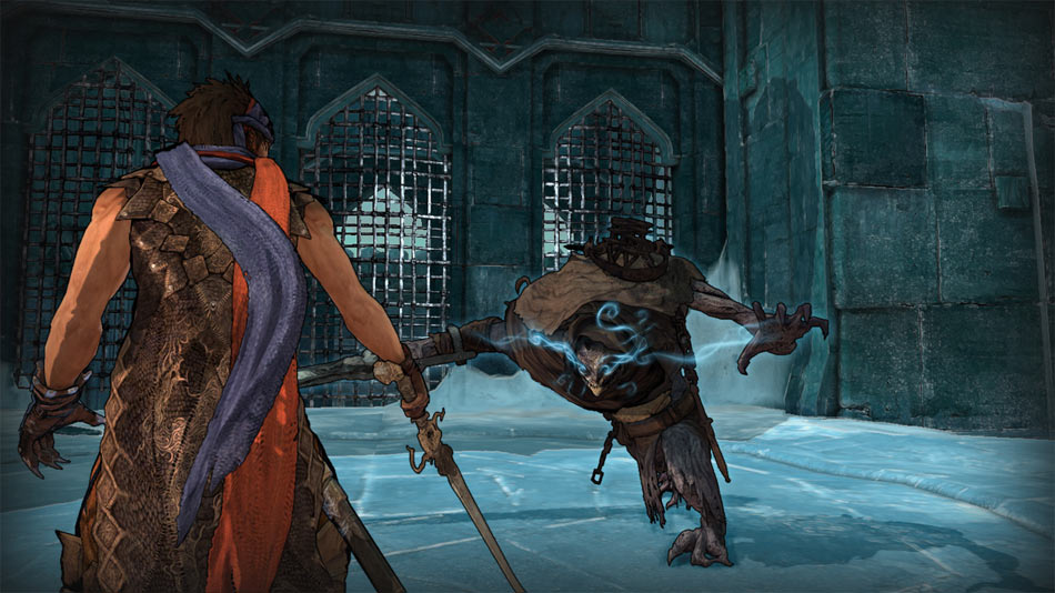 Prince of Persia (R) screen shot