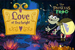 Follow the pattern of the stars to navigate Ray to his love in The Princess and the Frog: Love at First Bright, a Cajun adventure on the bayou!