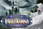Princess Isabella - A Witch's Curse features hidden objects and adventure!