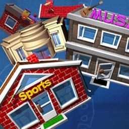 Profitville - Pack your puzzle skills for a trip full of quick-witted fun in Profitville! - logo