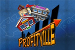 Pack your puzzle skills for a trip full of quick-witted fun in Profitville!
