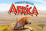 Feed, nurture, and raise orphaned African animals in Project Rescue: Africa, a fun time management game!