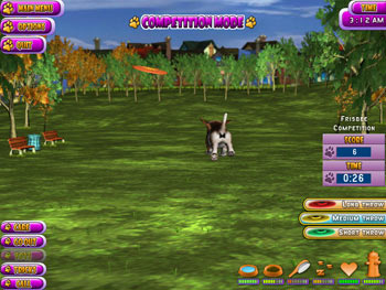 Puppy Luv screen shot
