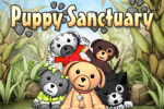 Rescue puppies, decorate their surroundings, and play with them to keep them happy in Puppy Sanctuary, a match-3 game!