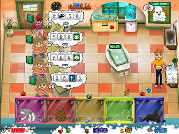 Purrfect Pet Shop screen shot