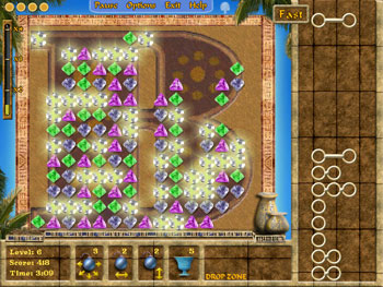 Puzzle Blast screen shot