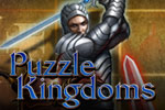 Puzzle Kingdoms tells a gripping story through unique match 3 gameplay!