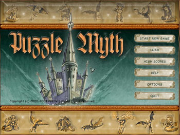 Puzzle Myth screen shot