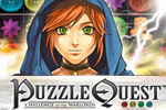 'Match 3' puzzles and classic storytelling make up Puzzle Quest!