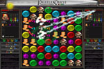 Screenshot of Puzzle Quest - Challenge of the Warlords