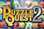 Escape to a fantasy world filled with match 3 gameplay in Puzzle Quest 2!