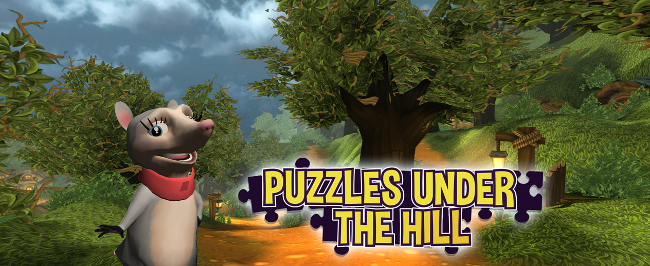 Puzzles Under The Hill - Solve beautiful jigsaws today!