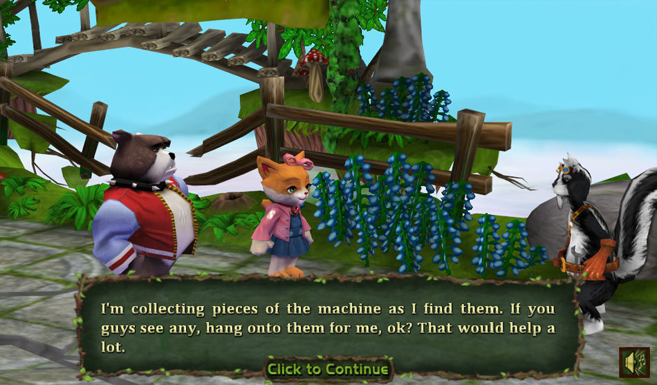 Puzzling Paws screen shot