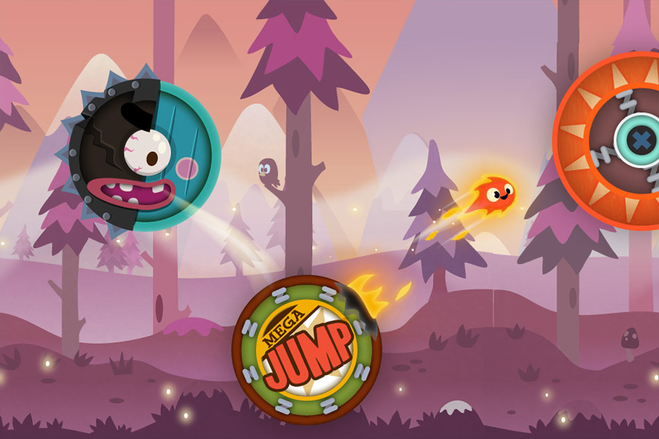 Pyro Jump screen shot