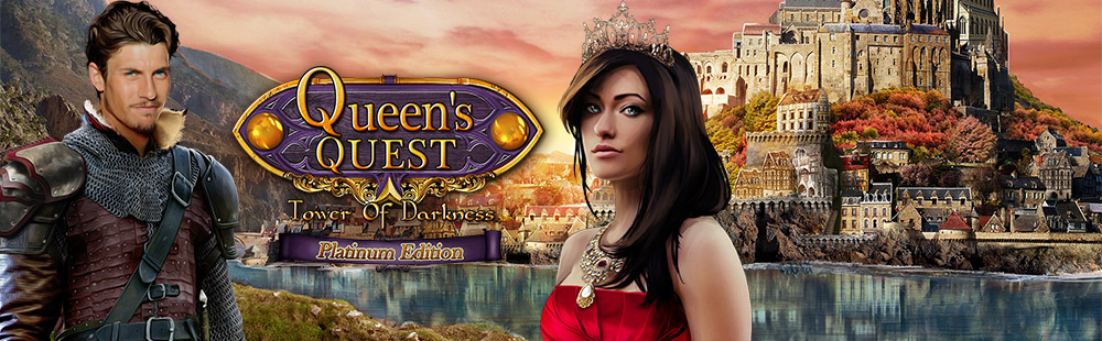 Queen's Quest: Tower of Darkness Platinum Edition