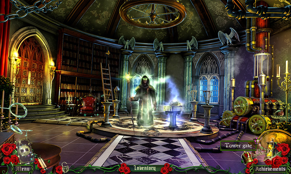 Queen's Quest: Tower of Darkness Platinum Edition screen shot