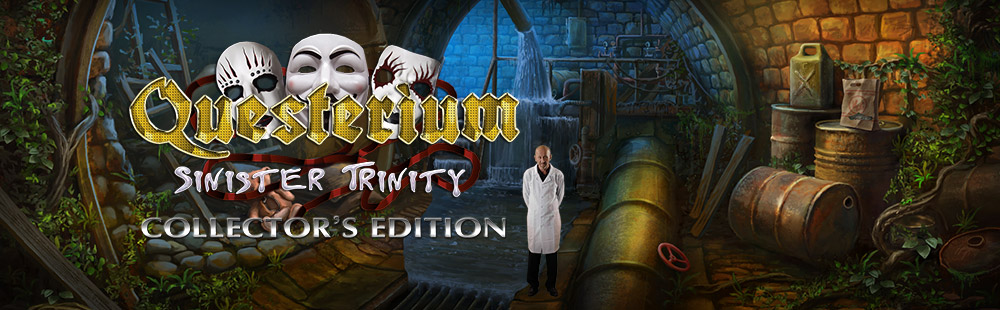Questerium: Sinister Trinity