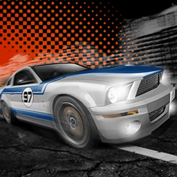 Raging Thunder 2 - Take on the most intense street racing game ever in Raging Thunder 2! Play now on your Android device. - logo
