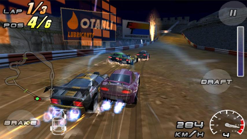 Raging Thunder 2 screen shot