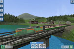 Screenshot of Railroad Lines