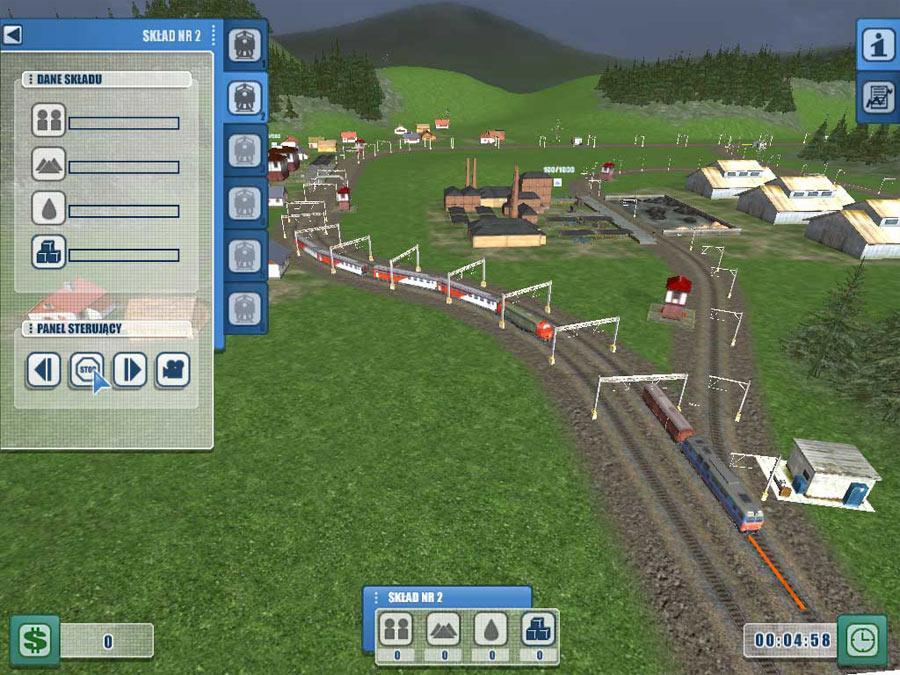 Railroad Lines screen shot