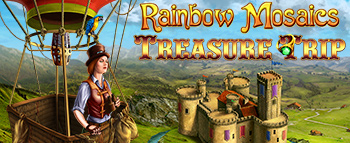Rainbow Mosaics: Treasure Trip - image
