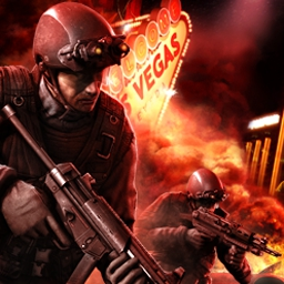 Tom Clancy's Rainbow Six Vegas - Global security hangs in the balance in Tom Clancy's Rainbow Six Vegas. - logo