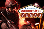 Global security hangs in the balance in Tom Clancy's Rainbow Six Vegas.