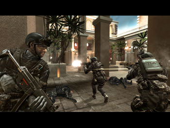 Tom Clancy's Rainbow Six Vegas 2 screen shot