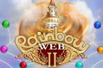 Complete 82 beautiful match-3 levels to restore a castle in Rainbow Web 2!