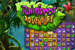 Follow a path of puzzles through a South American Rainforest Adventure!