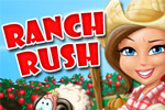 Turn 3 acres into a thriving farmer's market in Ranch Rush!