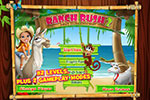 Sara is back in a brand-new, exotic farming adventure! Overcome obstacles and challenges to grow your own tropical empire in Ranch Rush 2!