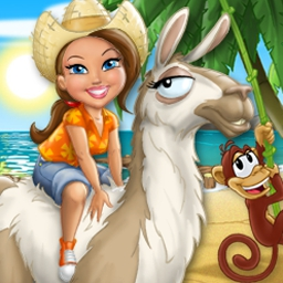 Ranch Rush 2 - Premium Edition - Play Ranch Rush 2, the time management sequel receiving 5-star reviews! - logo