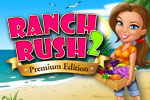 Play Ranch Rush 2, the time management sequel receiving 5-star reviews!