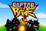Raptor Rage is the ultimate act of prehistoric revenge -- a dinosaur will once again rule the earth!
