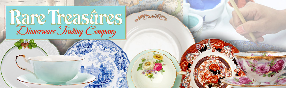 Rare Treasures: Dinnerware Trading Co.