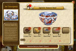 Screenshot of Rare Treasures: Dinnerware Trading Co.