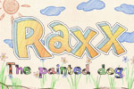The dog Raxx accidentally got into the drawing world. Luckily, he has the help of magic crayons. Show your ingenuity and help Raxx return home!