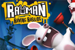 Entertain and outwit a horde of furry foes in Rayman Raving Rabbids™!