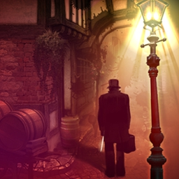 Real Crimes - Jack the Ripper - Uncover the truth behind the murders in Real Crimes - Jack the Ripper. - logo