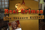 Bring an infamous murderer to justice in Real Crimes - The Unicorn Killer!