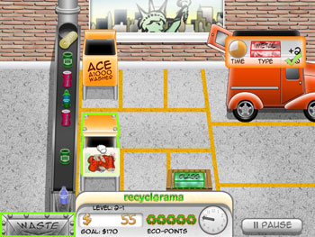 Recyclorama screen shot
