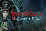 Trapped in a strange cemetery, you must find a way home and save the other victims in the hidden object game Redemption Cemetery: Children's Plight!