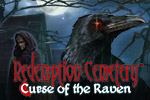 Ghosts haunt this cemetery, trapped until someone frees them.  Will you help?  Play the hidden object game Redemption Cemetery: Curse of the Raven!