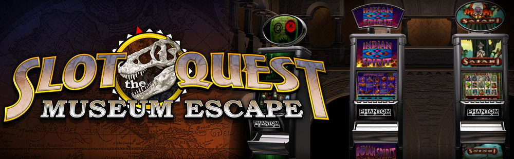 Reel Deal Slot Quest: The Museum Escape