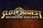Embark on a Reel Deal Slot Quest in The Museum Escape. Trapped in the museum after dark, you are shocked to see the exhibits come alive!