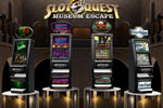 Screenshot of Reel Deal Slot Quest: The Museum Escape