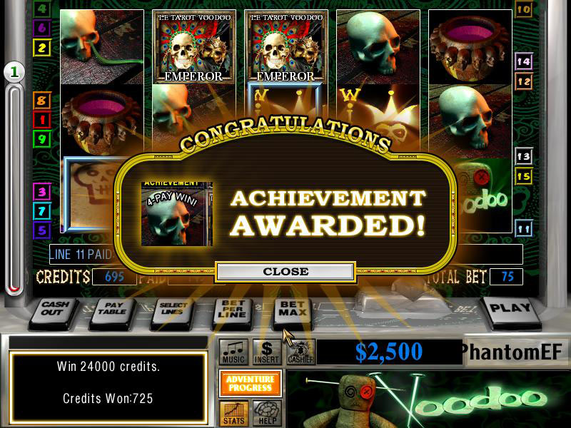 Reel Deal Slot Quest: The Museum Escape screen shot